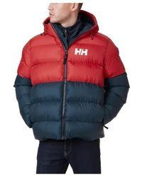 Helly Hansen Jacketactive Puffy Jacket 53523-162 - Rood