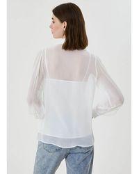 Liu Jo Shirt - Blanc