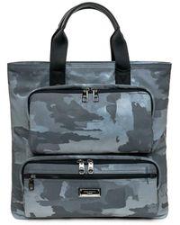 Dolce & Gabbana Shopping Bag - Grijs