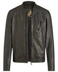 Belstaff - V Racer 2.0 Leather Jacket - Lyst
