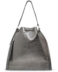 AllSaints Alpha backpack - Grigio