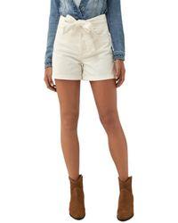 Salsa Shorts - Blanc