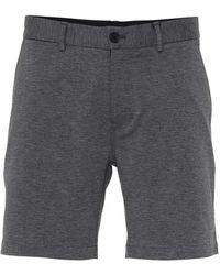 Clean Cut Milano Arrow Shorts - Cc1724-Grey - Gris