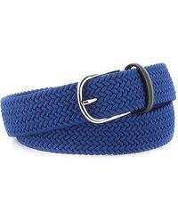 Anderson's Elastic Belt - Blau