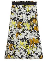Rodebjer Skirt Iris - Geel