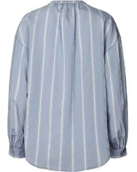 Lolly's Laundry Bibi Shirt - Bleu