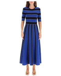 Gabriela Hearst - Capote Cashmere And Wool Dress - Lyst