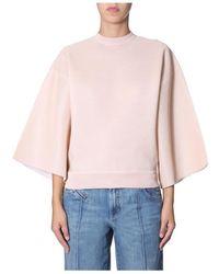 Givenchy Overhemd Met Gepuffde Mouwen - Roze