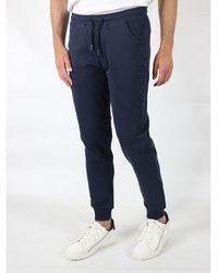 Peuterey Trousers Azul