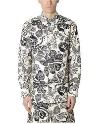 Henry London Shirt - Blanc