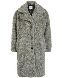 Object Charlott Coat 110 - Grijs