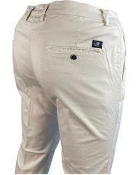 Mason's Pantalon katoen mbe098 985 Beige - Neutro