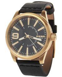 DIESEL Rasp Watch - Zwart