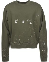 Off-White c/o Virgil Abloh - Sweater - Lyst