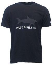 Paul & Shark Shark Reflective - Blu