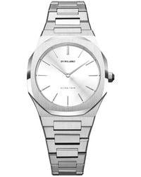 D1 Milano Watch - D1-utbl08 - Grijs