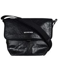 Balenciaga Explorer Bag - Zwart