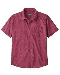 Patagonia Shirt - Roze