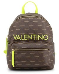 Valentino By Mario Valentino Backpack Liuto Fluo-vbs46810 - Geel