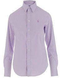 Ralph Lauren Shirt - Paars
