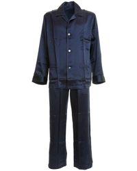 Brioni Pajamas - Blauw