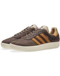 adidas Munchen Mig Sneakers - Bruin
