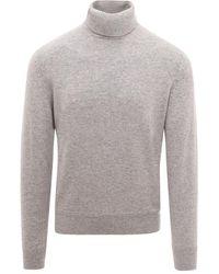 Tom Ford Knitwear Byk67tfk120 - Grijs