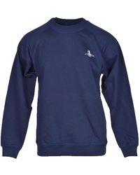 Vivienne Westwood Sweatshirt - Bleu