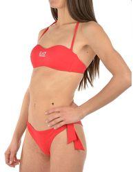 EA7 Sea clothing - Rouge