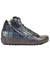 Candice Cooper Sneakers - Blauw
