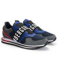Bikkembergs Haled Sneakers - Grijs