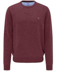 Fynch-Hatton Sweater - Rood