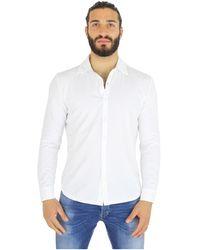 Majestic Filatures Shirt - Blanc