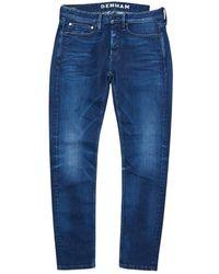 Denham Razor Jeans Blfmsbi - Blauw