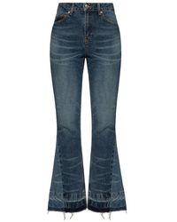 Zadig & Voltaire Jeans en détresse - Bleu
