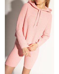 Rag & Bone Hooded sweater Rosa