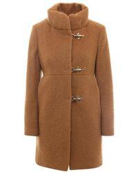 Fay Coat Naw5043y050sjq - Bruin