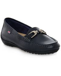 Fluchos Floter Loafers Azul