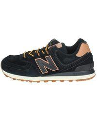 New Balance Sneakers - Zwart