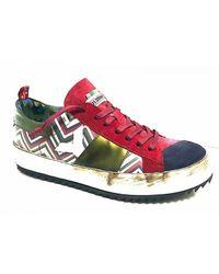 YAB Scarpe Sneaker U17ya03 - Rood