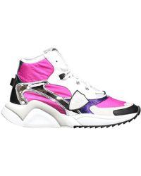 Étoile Isabel Marant Eze H D Wereld Sneaker - Wit