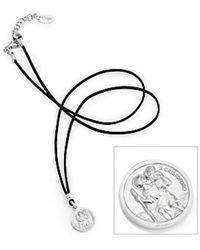 Amen Necklace - Zwart