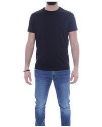 Alessandro Dell'acqua T-shirt - Zwart