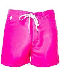 Sundek Swimming Trunks - Roze