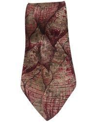 Fendi Vintage - Pre-owned Tie - Lyst