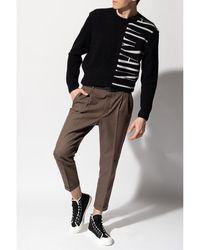 AllSaints Vex sweater Negro