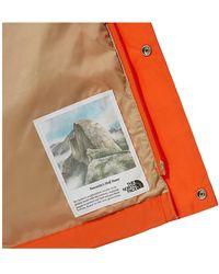 The North Face Drivent MTN Parka - Flame Naranja