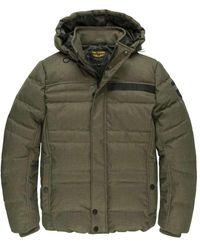 PME LEGEND Hooded Jacket - Groen
