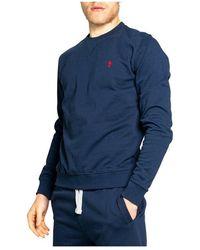 U.S. POLO ASSN. Sweatshirt - Blauw