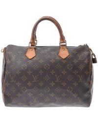 Louis Vuitton Speedy 35 - Bruin